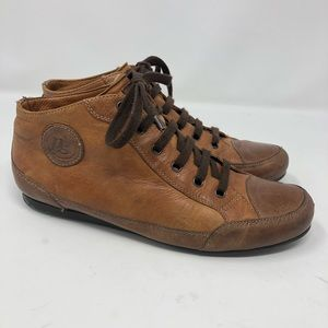 Paul Green Leather Sneakers